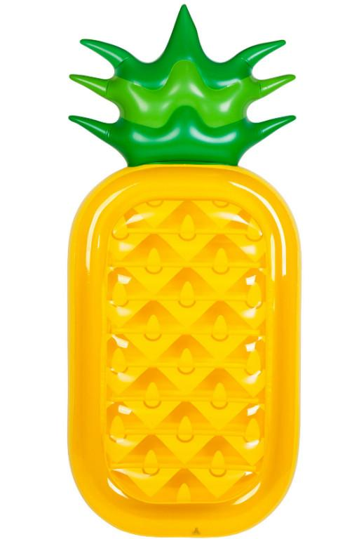 SUNNYLIFE - LUXE LIE-ON FLOAT PINEAPPLE 32553