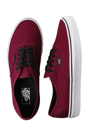 VANS - AUTHENTIC PORT ROYALE/BLACK 19852