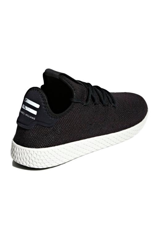 ADIDAS - PHARRELL WILLIAMS TENNIS HU CORE BLACK/WHITE/BLACK 33457