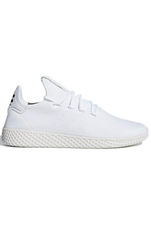 ADIDAS - PHARRELL WILLIAMS TENNIS HU CORE FTWR WHITE/WHITE 33457