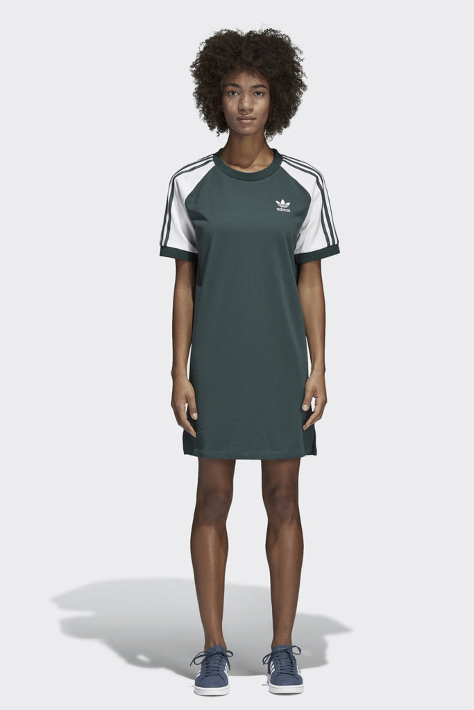 ADIDAS - RAGLAN DRESS CGREEN 33114