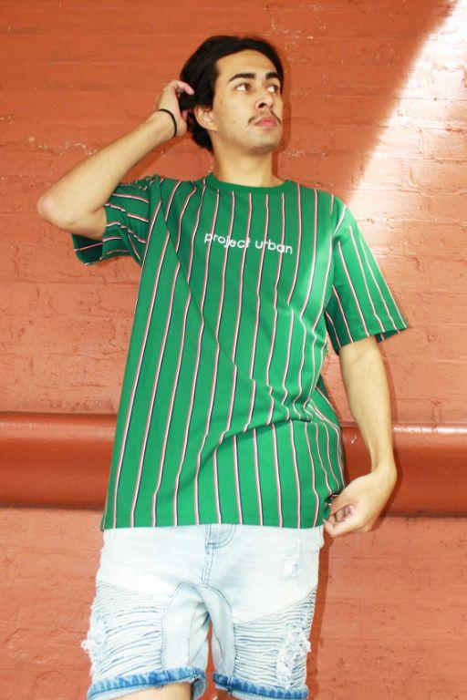PROJECT URBAN - REFS TEE GREEN 34715