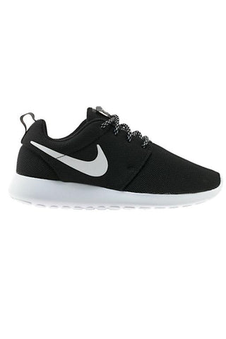 NIKE - WOMENS ROSHE ONE BLACK/WHITE/DARK GREY 29129
