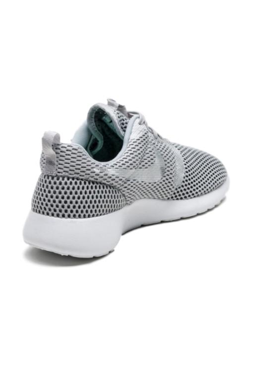 NIKE - ROSHE ONE HYPERFUSE BR GPX WOLF GREY/WHITE 30010