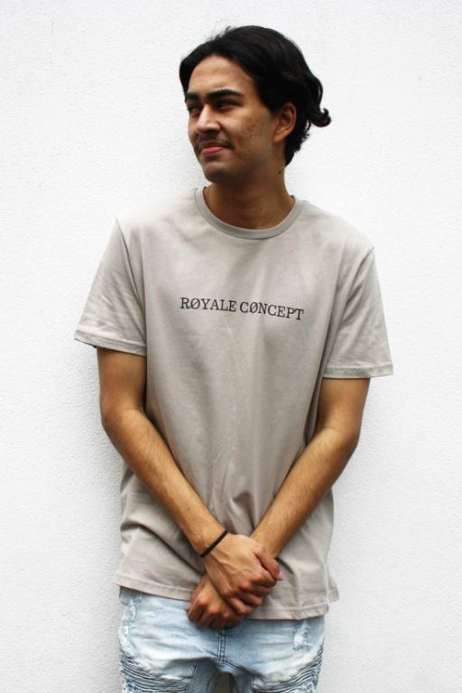 ROYALE CONCEPT - LEAFY TEE OLIVE 34828