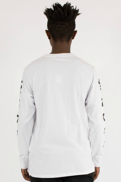 WNDRR - SHUTTLE LONG SLEEVE WHITE 34294