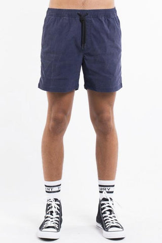 SILENT THEORY - UNO SHORT NAVY 33468