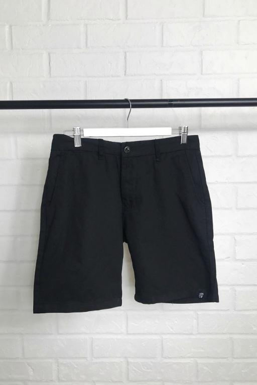 REVOLVER - SONNY CHINO SHORT BLACK 32764