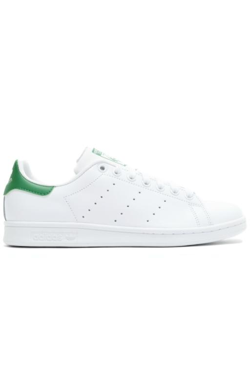 ADIDAS - STAN SMITH WHITE/GREEN 28139