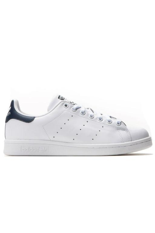 ADIDAS - STAN SMITH WHITE/NAVY 30636