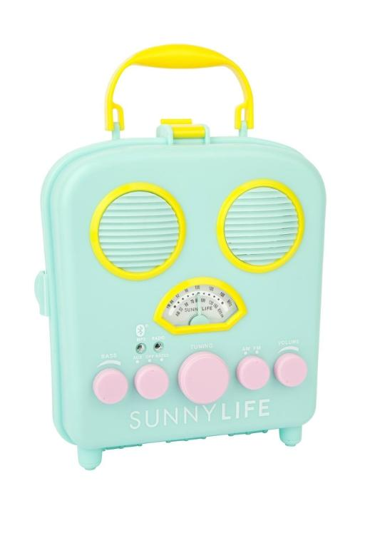SUNNYLIFE - BEACH SOUNDS SEAFOAM 34452