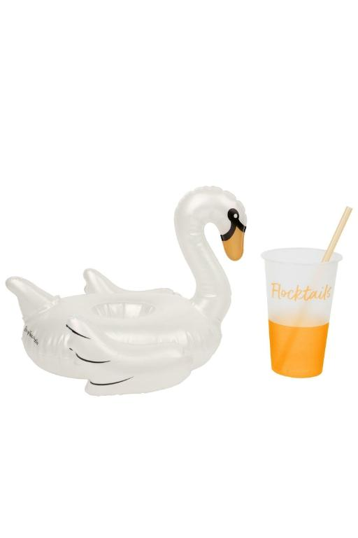 SUNNYLIFE - LUXE DRINK HOLDERS PARTY DISCO BIRDS 34446
