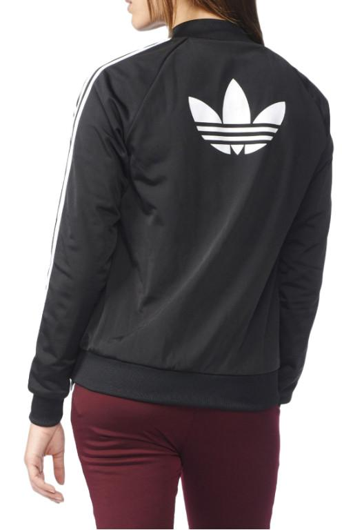 ADIDAS - SUPERSTAR TRACK JACKET (SST TT) BLACK 30648
