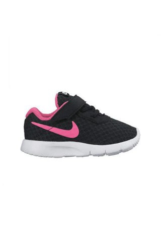 NIKE - NIKE TANJUN (TDV) TODDLER BLACK/PINK-WHITE 30803