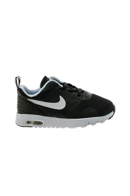 NIKE - NIKE AIR MAX TAVAS TODDLER BLACK/WHITE 31549