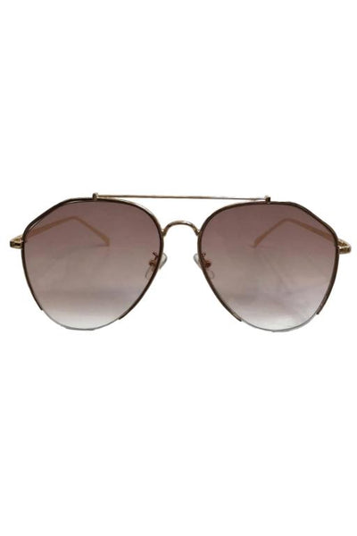 ASHA - MAVERICK SUNGLASSES BROWN 32439
