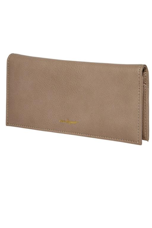 URBAN ORIGINALS - COLD HEART ORGANISER WALLET STONE 30238