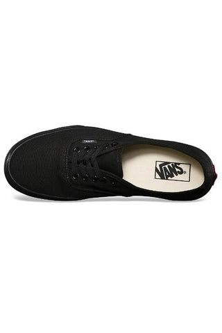 VANS - AUTHENTIC CORE BLACK/BLACK 12218