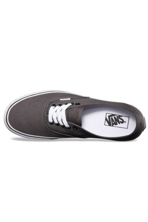 973fbff16c VANS - AUTHENTIC PEWTER BLACK 18421 – Transit Clothing