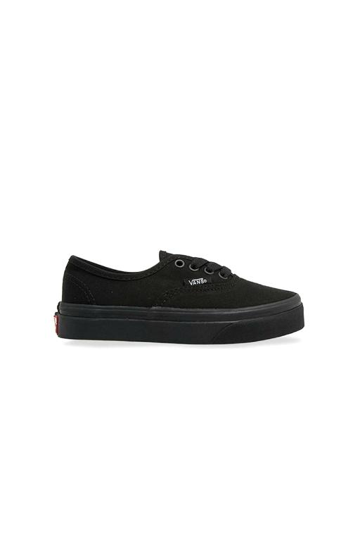 VANS - AUTHENTIC YOUTH BLACK/BLACK 32376