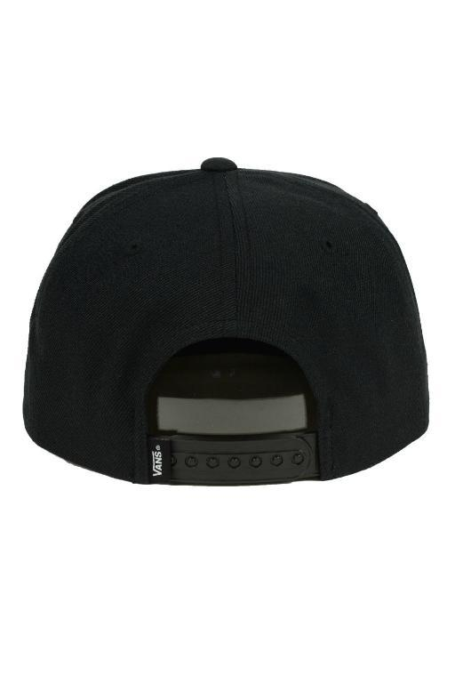 VANS - DROP V II SNAPBACK BLACK 33748
