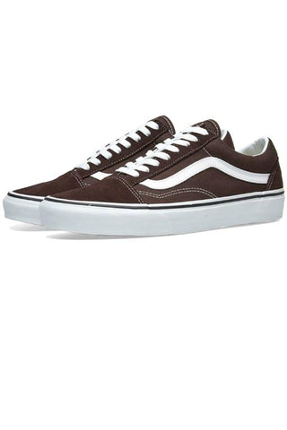 VANS - OLD SKOOL CHOCOLATE TORTE/TRUE WHITE BROWN 34366