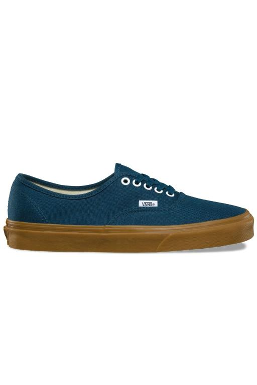 VANS - AUTHENTIC REFLECTING POND/GUM 32796