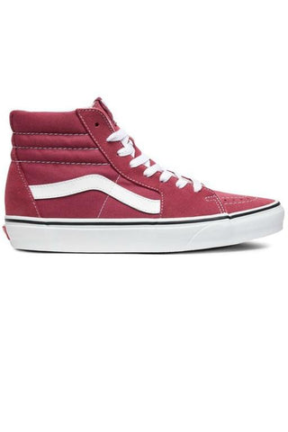 VANS - SK8 HI DRY ROSE/TRUE WHITE PINK 34369