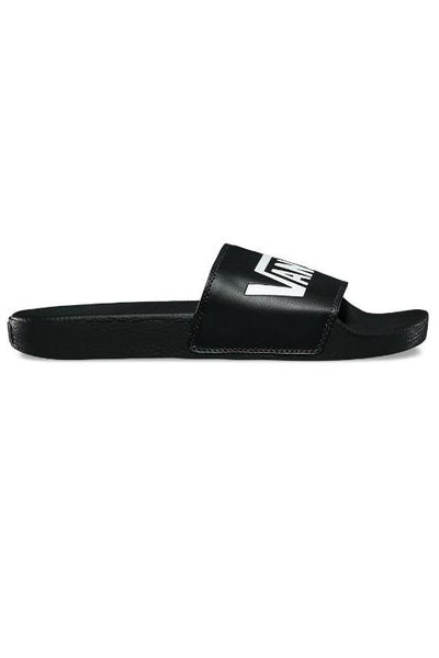 VANS - MENS SLIDE ON BLACK 34135