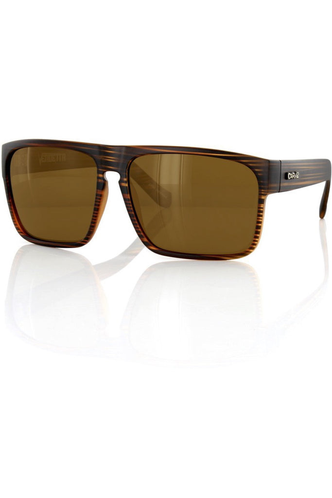 CARVE - VENDETTA SUNGLASSES MATTE BROWN 29107
