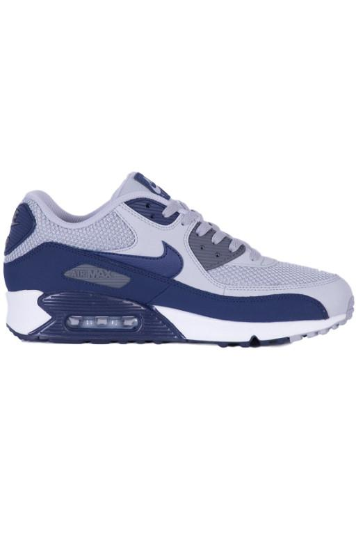 NIKE - AIR MAX 90 ESSENTIAL WOLF GREY/BINARY BLUE 19365
