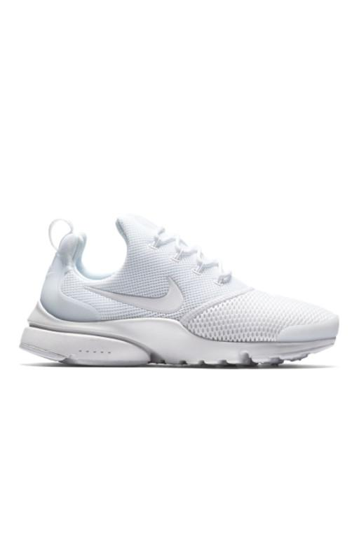 NIKE - WOMENS PRESTO FLY WHITE 32187