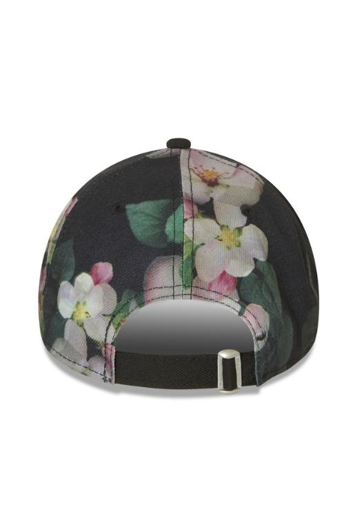 NEW ERA - WOMENS 940 DODGERS FLORAL 34041