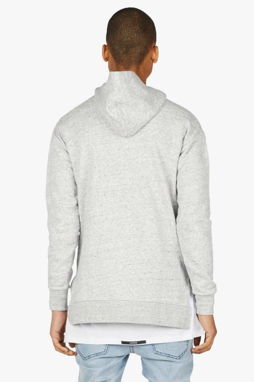 ZANEROBE - SEASON RUGGER HOOD SWEAT MARLE 32787