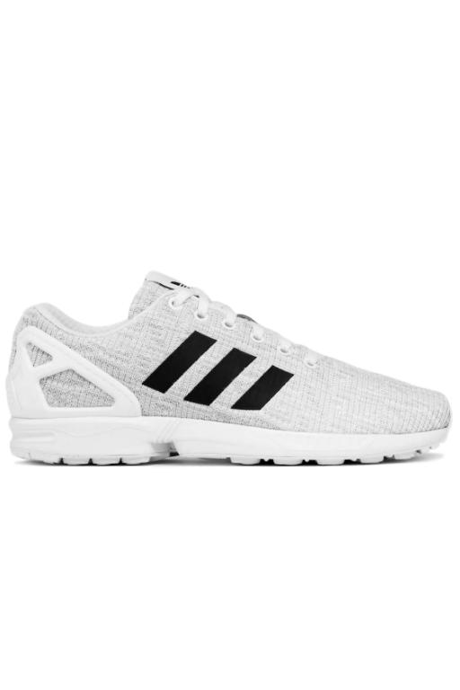 ADIDAS - ZX FLUX WHITE/BLACK/GREONE 32042