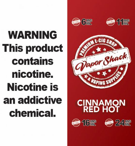 Vapor Shack E-Juice