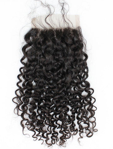 Elise Camille Curl Lace Closure (4x4)