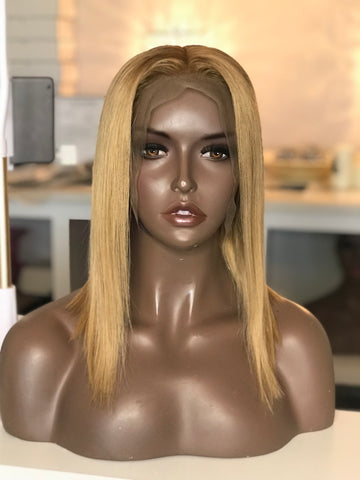 """Kim Reloaded"" Full Lace glueless Wig"