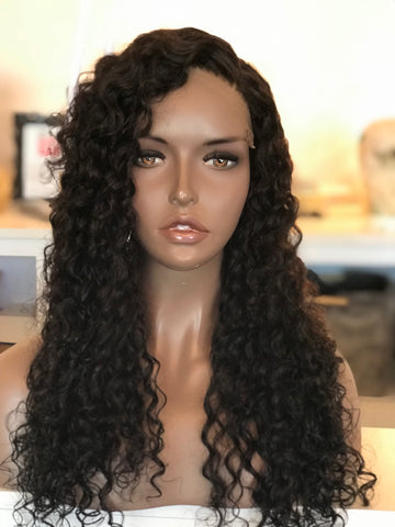 """Amber"" Lace Closure Wig"