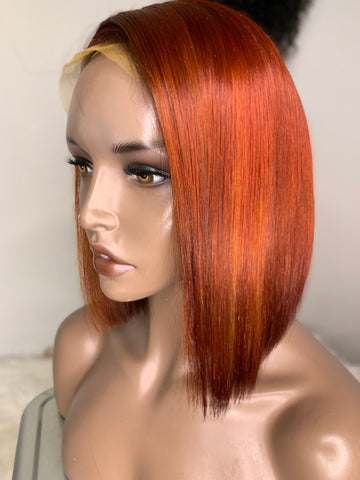 """Hot Girl"" Front Lace Wig"