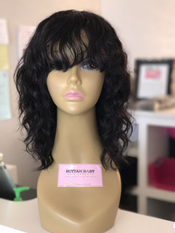 """Dirty Diana"" Front Lace Wig"