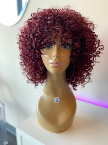 """Wine Fine"" Synthetic Wig"