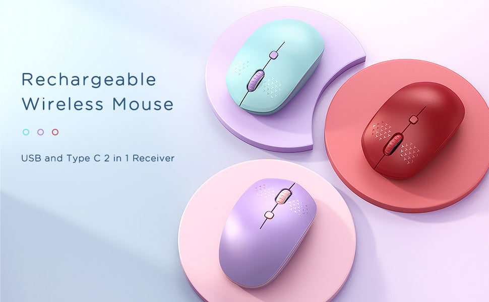 WGSB-012A Wireless Mouse