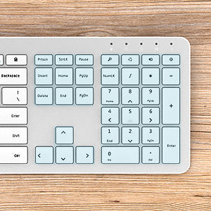 WGJP-038 Keyboard and Mouse Combo