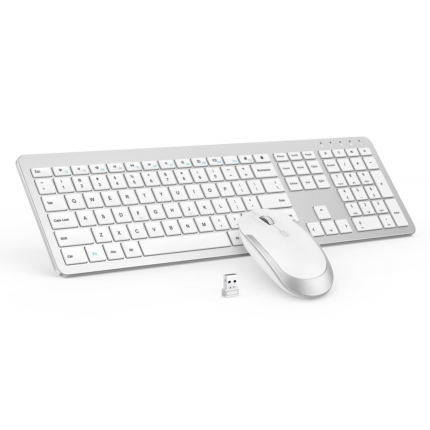 WGJP-038 Wireless Keyboard and Mouse Combo