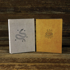 custom journals for Thuja in Port Townsend