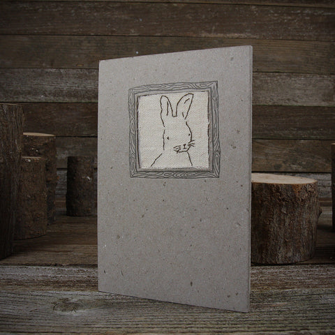 frame journal: rabbit