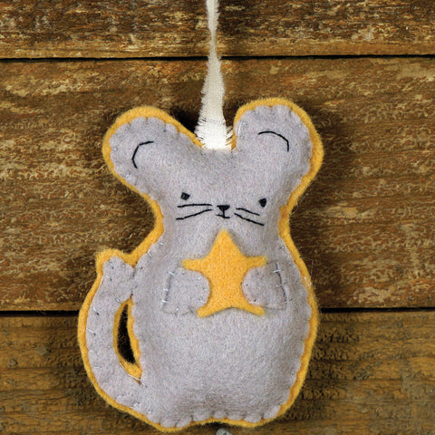 ornament: mouse