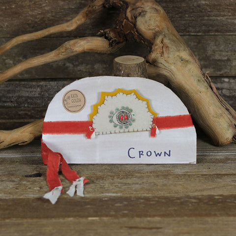 crown: folk design