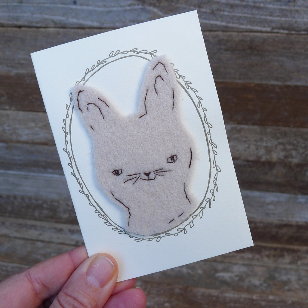 card: rabbit